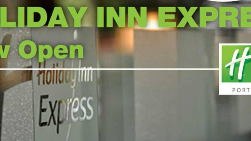 HOLIDAY INN EXPRESS Now Open
