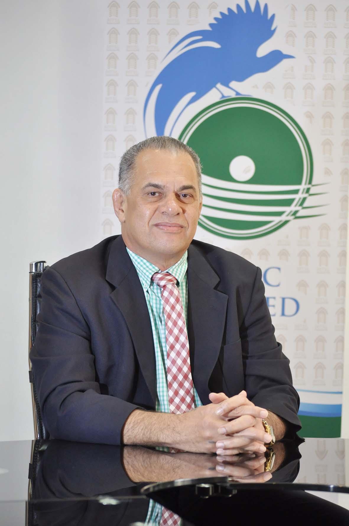 Executive Chairman - John Sanday