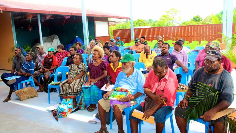 Milne Bay Roadshow